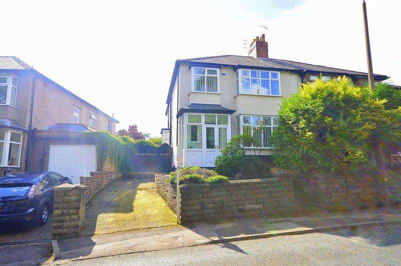 4 Bedrooms Semi Detached House for sale in Rose Lane, Mossley Hill
