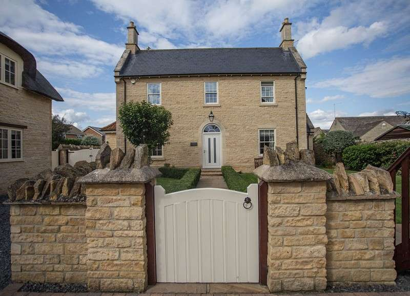 4 Bedrooms Detached House for sale in Crawford House , Thorpe Road, Peterborough, Cambridgeshire. PE3 6LX