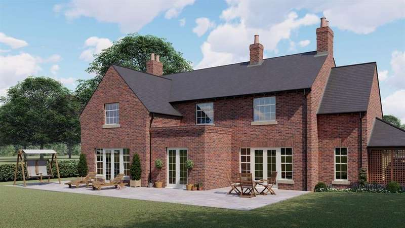 4 Bedrooms Property for sale in Holtwood, Wimborne