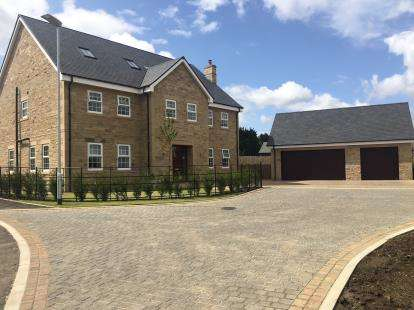 Detached House for sale in North Carol Wood, Medburn, Newcastle, NE20