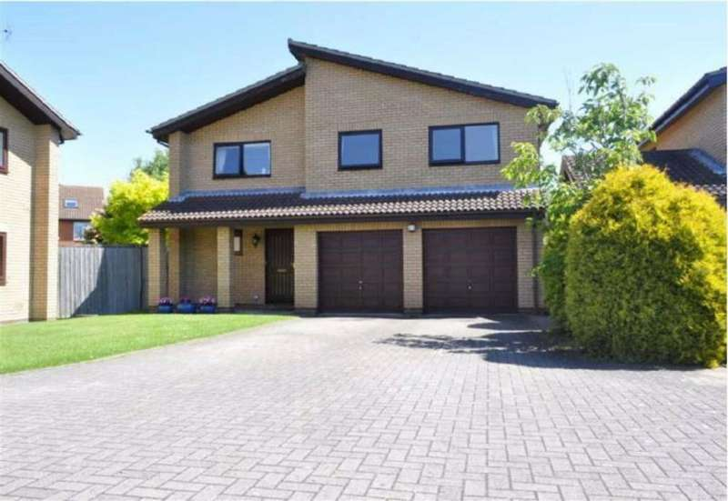 6 Bedrooms Detached House for sale in Homestead Court, Homestead Court, Abbeymead, Gloucester