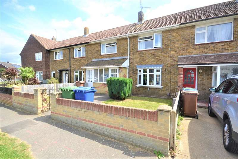 3 Bedrooms Terraced House for sale in Waterson Road, Chadwell St.Mary
