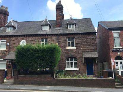 3 Bedrooms End Of Terrace House for sale in Brinnington Road, Stockport, Greater Manchester