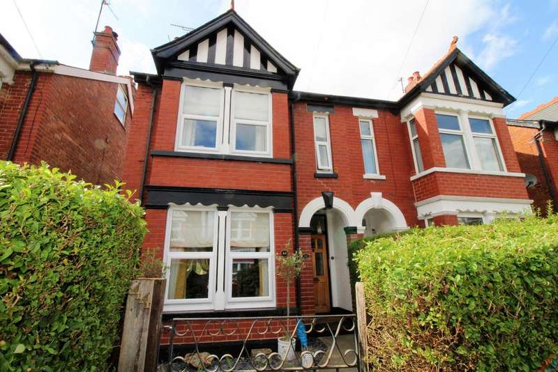 4 Bedrooms Semi Detached House for sale in Central Road, Gloucester