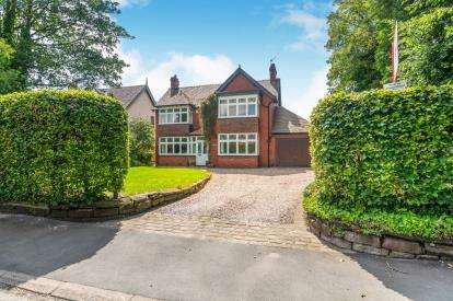 5 Bedrooms Detached House for sale in Higher Lane, Lymm, Cheshire, England