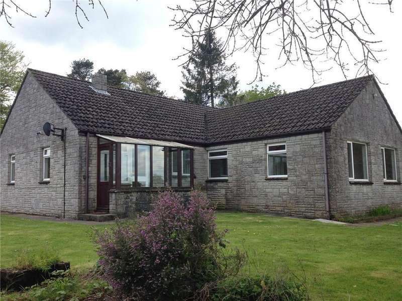 3 Bedrooms Detached Bungalow for rent in Priddy, Wells, Somerset, BA5