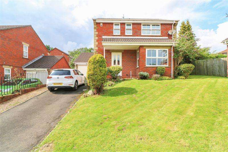 3 Bedrooms Detached House for rent in Beechwood, Rowlands Gill