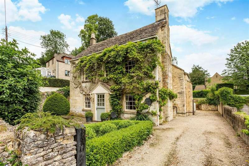 4 Bedrooms Detached House for sale in Kings Mill Lane, Painswick, Stroud