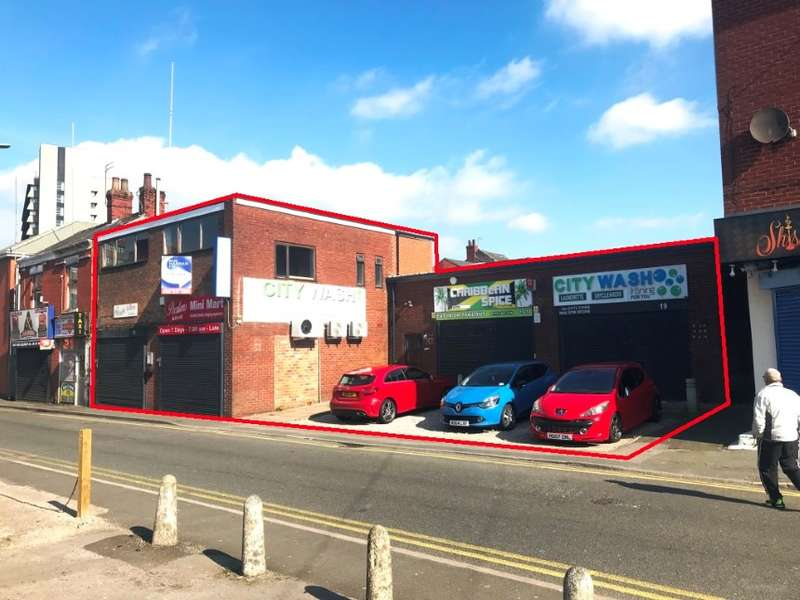 Commercial Property for sale in 11-19 (Odd) Manchester Road, Preston, Lancashire