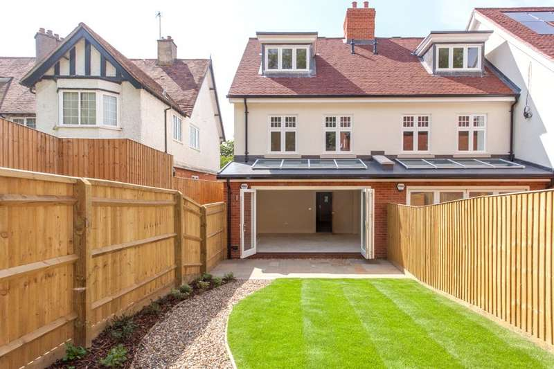 4 Bedrooms End Of Terrace House for sale in High Street, Wargrave, Berkshire, RG10