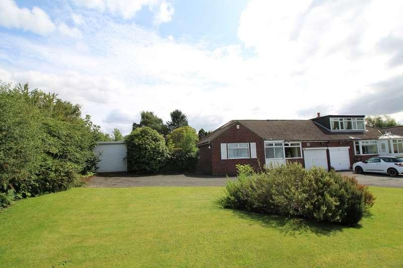 3 Bedrooms Semi Detached Bungalow for sale in Scotchman Lane, Morley, Leeds, LS27