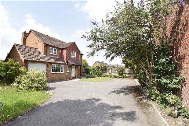 4 Bedrooms Detached House for sale in The Withers, Bishops Cleeve, GL52