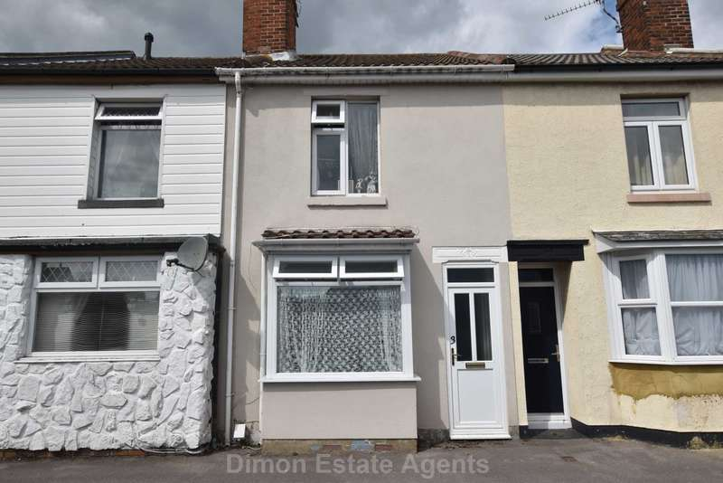 2 Bedrooms Terraced House for sale in Coronado Road, Elson