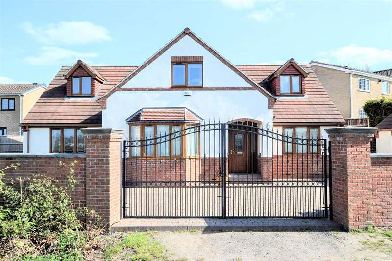 5 Bedrooms Detached House for sale in Wood View Lane, Barnsley, S75 2RQ