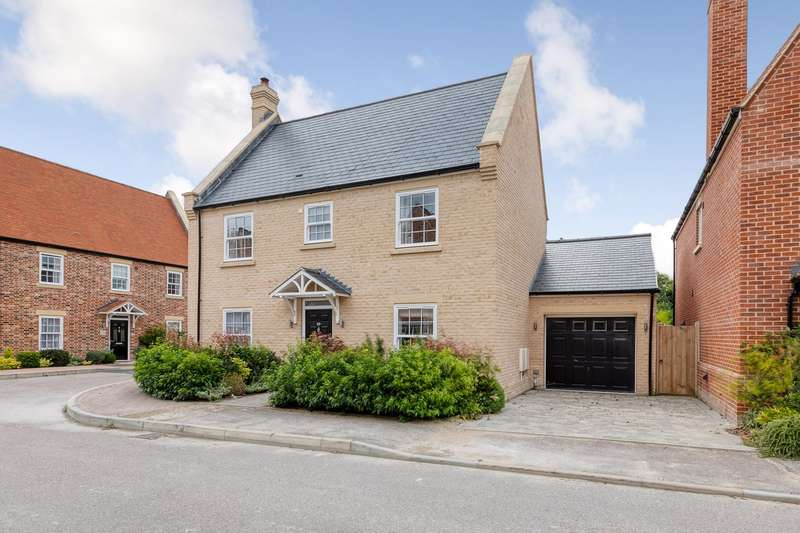 5 Bedrooms Detached House for sale in Victoria Way, Melbourn, SG8