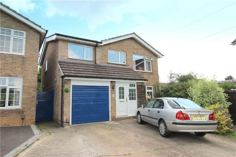5 Bedrooms Detached House for sale in Oulton Close, Shelton Lock, Derby, Derbyshire, DE24
