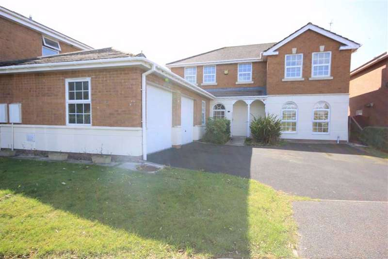 4 Bedrooms Detached House for rent in Crofters Walk, Cypress Point, Cypress Point
