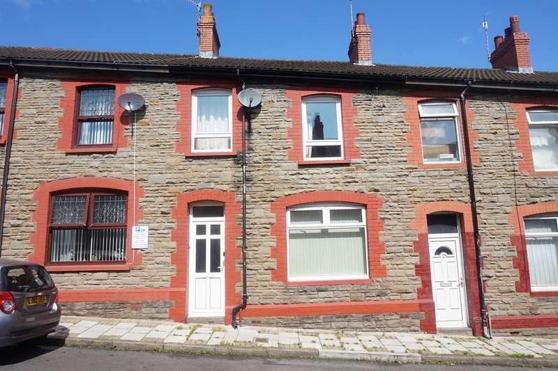 3 Bedrooms Terraced House for sale in George Street, Blackwood, NP12