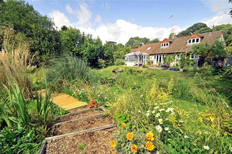 4 Bedrooms Detached House for sale in Sandford Orcas, Sherborne, Dorset, DT9