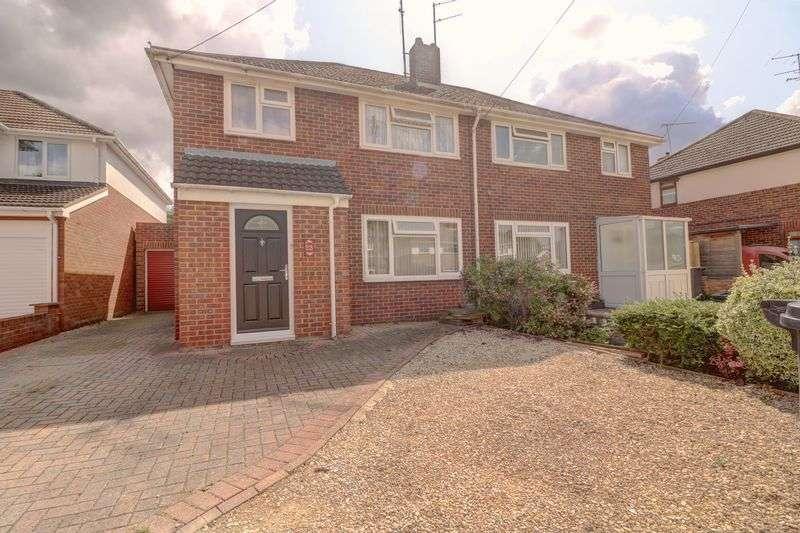 3 Bedrooms Property for sale in Masefield Avenue, Swindon