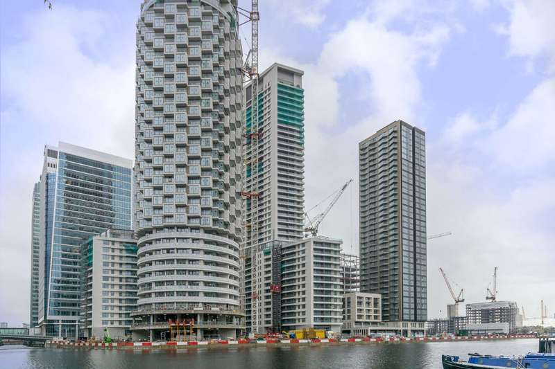 3 Bedrooms Flat for sale in 10 Park Drive, Canary Wharf, E14