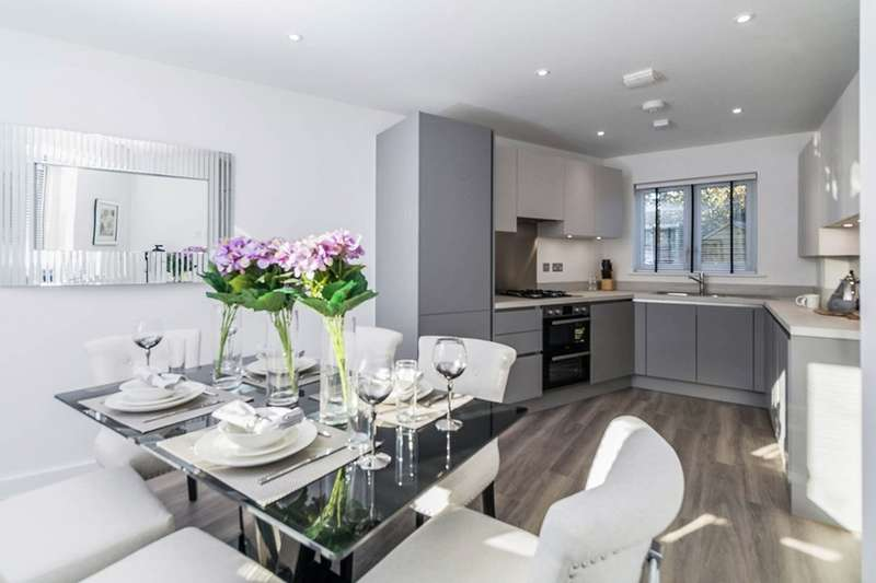 3 Bedrooms House for sale in Swansfield Road, Greenhithe, Kent, DA9