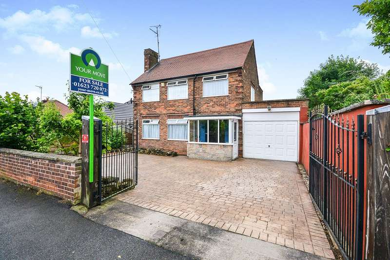 4 Bedrooms Detached House for sale in Farndale Road, Sutton-In-Ashfield, Nottinghamshire, NG17