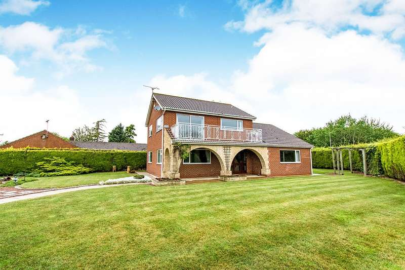 5 Bedrooms Detached House for sale in High Street, Newton-On-Trent, Lincoln, LN1
