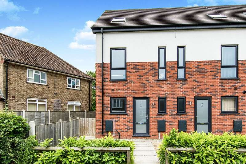 3 Bedrooms House for sale in The Parks, St. Botolphs Crescent, Lincoln, LN5