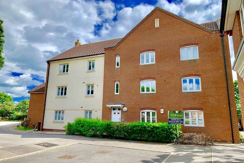 2 Bedrooms Apartment Flat for sale in Tall Pines Road, Witham St. Hughs, Lincoln, LN6