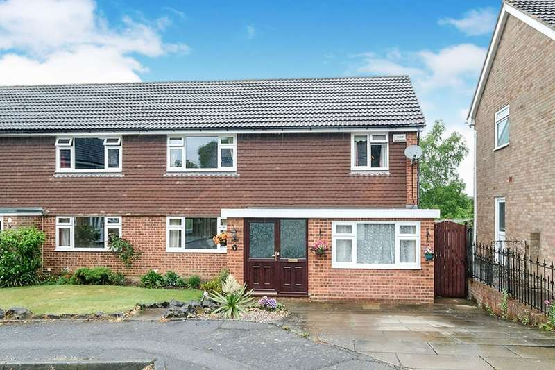 4 Bedrooms Semi Detached House for sale in Brooklands, Tunbridge Wells, Kent, TN2
