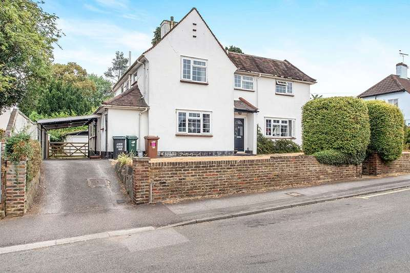 4 Bedrooms Detached House for sale in Abbots Road, Abbots Langley, Hertfordshire, WD5