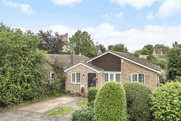 2 Bedrooms Detached Bungalow for sale in Marriotts Close, Felmersham, Bedford