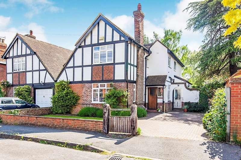 4 Bedrooms Semi Detached House for sale in Daleham Avenue, Egham, Surrey, TW20