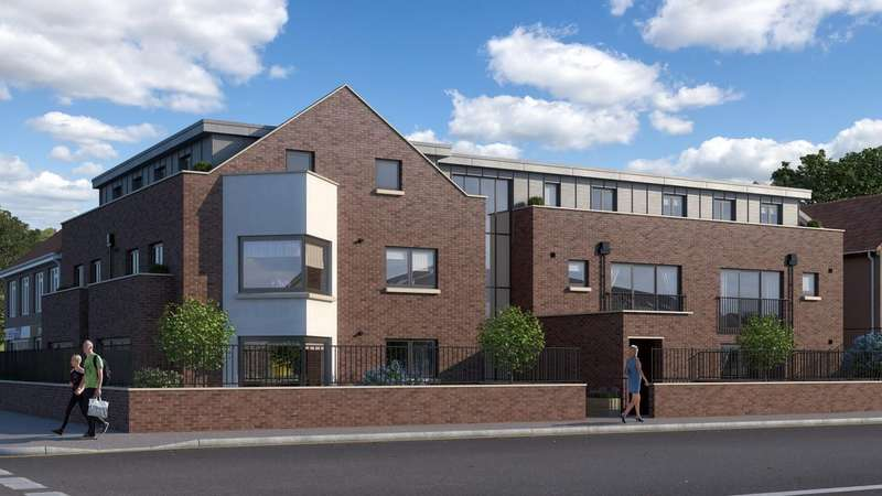 1 Bedroom Flat for sale in Alberton Court, Frenchay