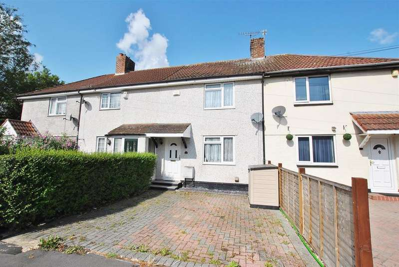 2 Bedrooms Terraced House for sale in Chessington Avenue, Whitchurch, Bristol