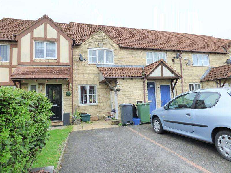 2 Bedrooms Terraced House for sale in Shelduck Road, Gloucester