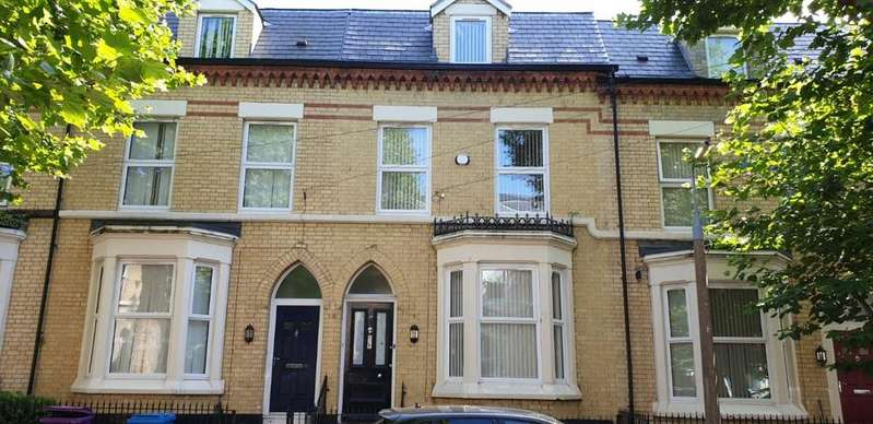 6 Bedrooms Terraced House for rent in Jermyn Street, Liverpool