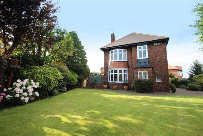 5 Bedrooms Detached House for sale in Kennersdene, Tynemouth, Tyne And Wear, NE30