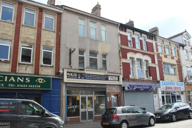 Mixed Use Commercial for sale in 60 Commercial Road, Newport