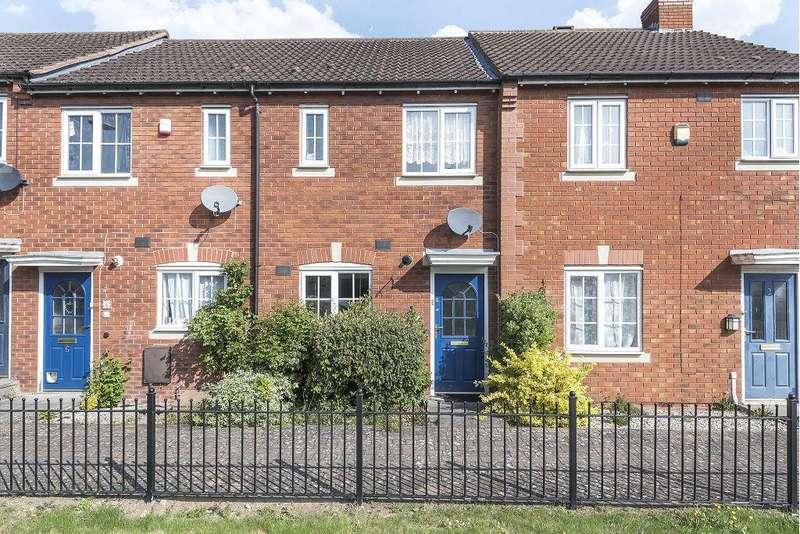 2 Bedrooms Terraced House for sale in 4 Arlington Road, Walton Cardiff, Tewkesbury, GL20 7QA