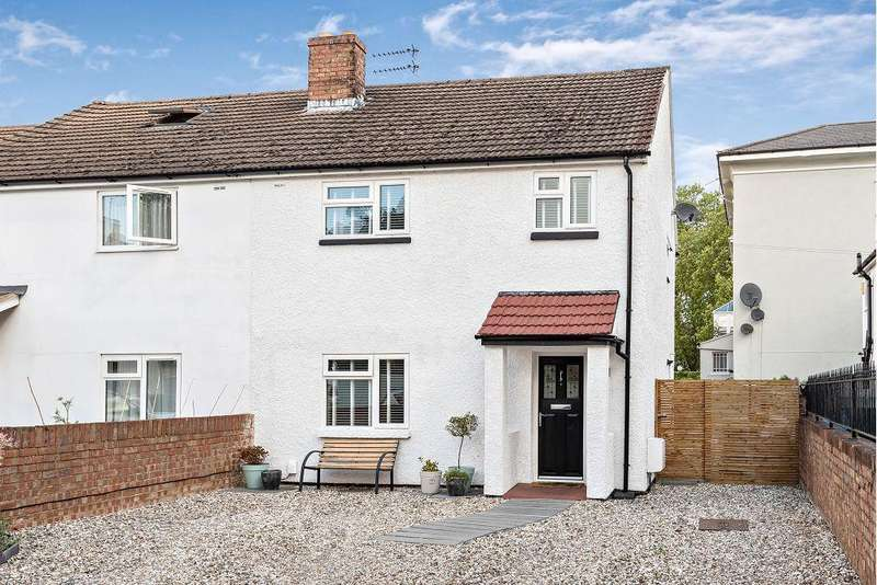 3 Bedrooms Semi Detached House for sale in Selkirk Street, Cheltenham, GL52 2HH