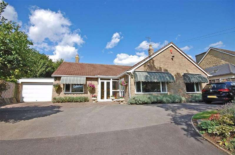 5 Bedrooms Detached Bungalow for sale in Cudnall Street, Charlton Kings, Cheltenham, GL53
