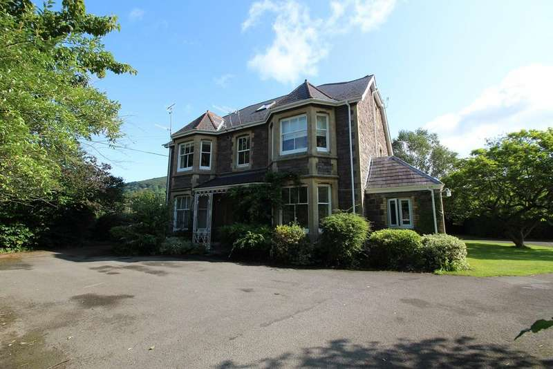 2 Bedrooms Maisonette Flat for sale in Avenue Road, Abergavenny, NP7