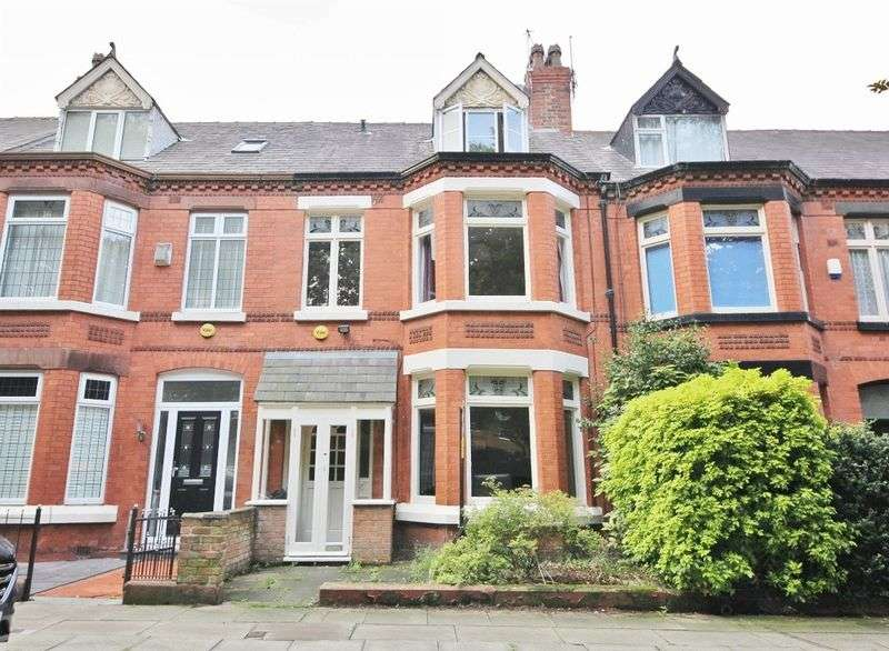 4 Bedrooms Property for sale in North Sudley Road, Aigburth, Liverpool, L17