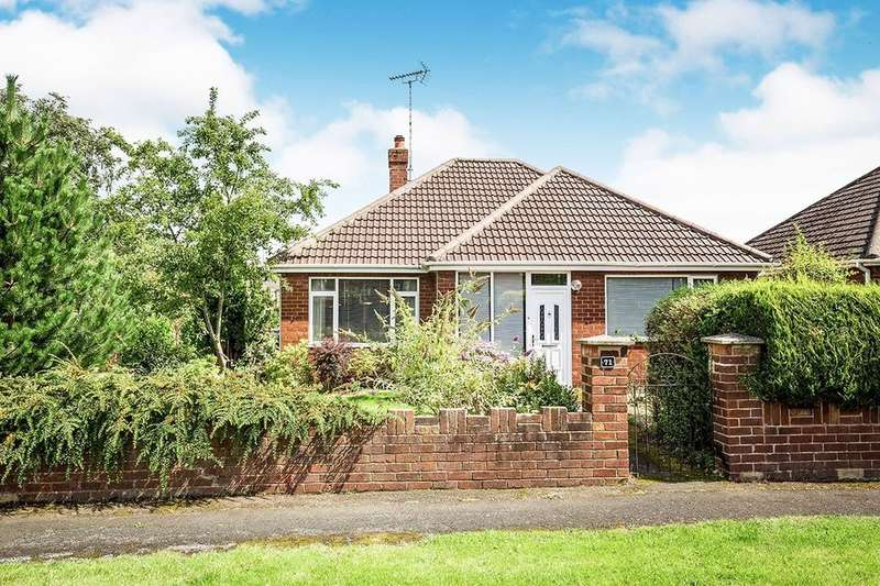 2 Bedrooms Detached Bungalow for sale in Boughton Hall Drive, Great Boughton, Chester, CH3