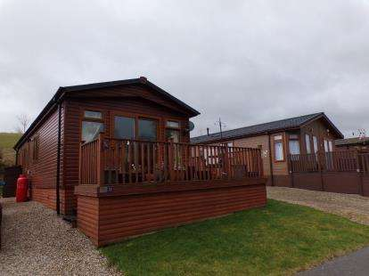 2 Bedrooms Mobile Home for sale in Badgers Retreat, Richmond, North Yorkshire