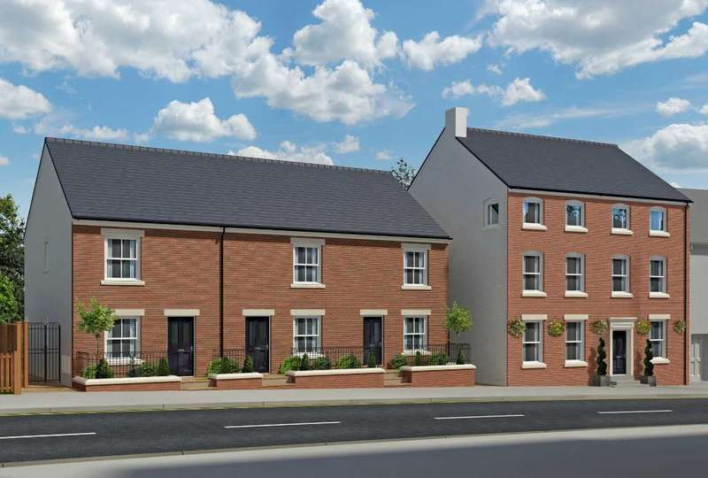 2 Bedrooms Mews House for rent in The Old Post Office, Freckleton Street, Kirkham, Preston, Lancashire, PR4 2SP