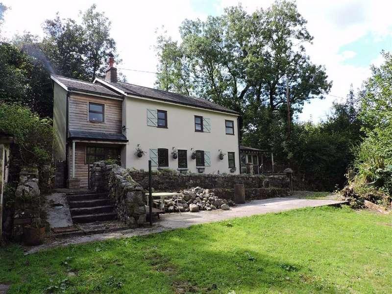 4 Bedrooms Detached House for sale in Llwyncelyn Road, Glanamman