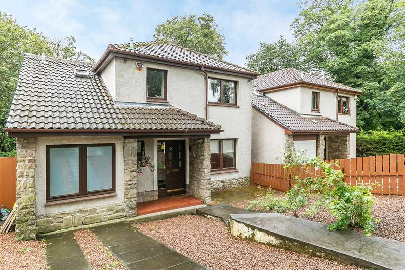 5 Bedrooms Detached House for sale in Cammo Road, Cammo, Edinburgh, EH4